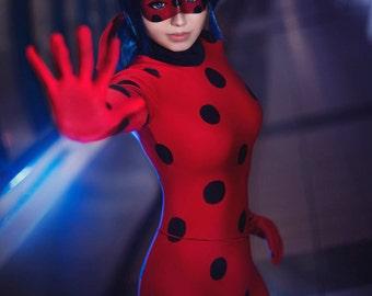 Miraculous Ladybug cosplay costume