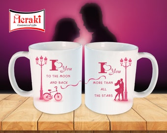 Couple Mugs for Valentines