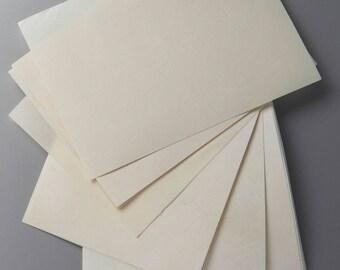 Genuine Medieval Parchment, Vellum