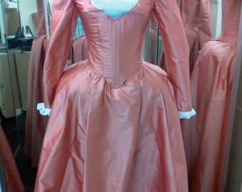 Angelica schuyler costume