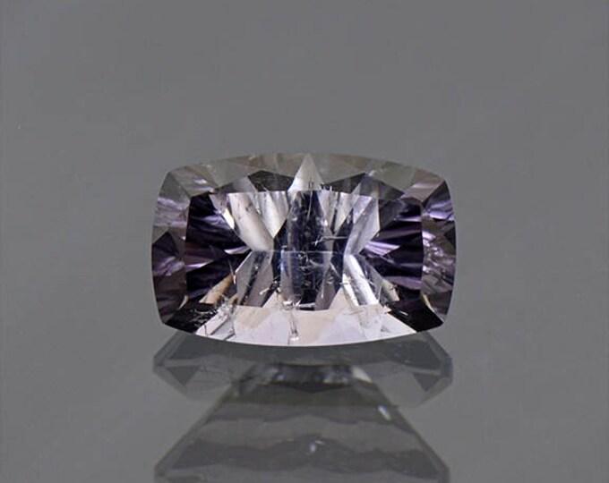 Stunning Silvery Purple Tourmaline Gemstone from Brazil 3.53 cts.