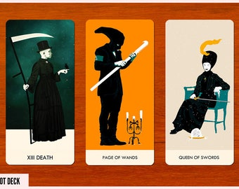 A Wicked Pack of Cards TAROT DECK