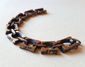 Karl Laine, Bronze Bracelet by Sten & Laine,  Finland, 1070s (F1107A)