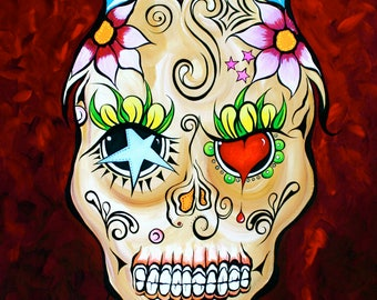 Day of the Dead - Skulli