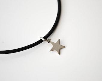 Mini Star Choker Necklace