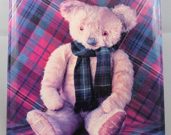 Make Your Own Classic Bears - Sewing Book by Julia Jones