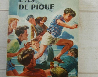 The ACE of Spades Editions Alsatia Paris 1957