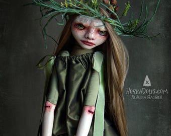 art doll - ooak - SLAWA