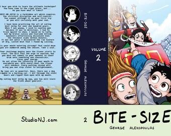 Bite-Size (Volume 2) (Release Date: September 1)