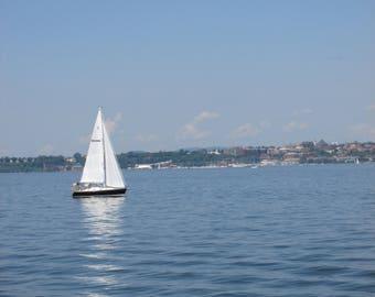 Just Sailin'