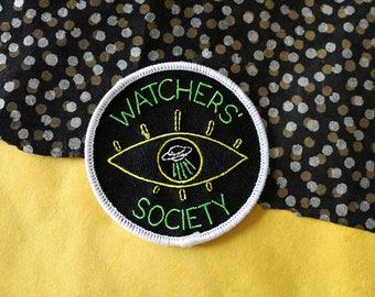 Watchers' Society Patch
