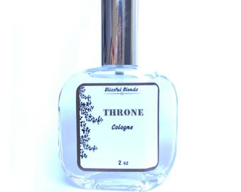 50% OFF Throne Cologne