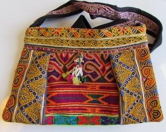 Banjara Bag, Bohemian Bag , Shoulder Bag, Handmade, Vintage Boho Tribal Handbag Bag. Free UK Shipping BN3