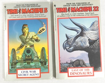 Time machine etsy time machine books 5 22 from the publishers of the choose your fandeluxe Epub