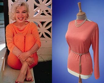 Marilyn Monroe...Pucci blouse...Ready now
