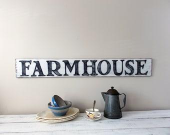 Rustic Farmhouse Sign - Farmhouse Sign - Rustic Farmhouse Signs - Kitchen Wall Decor - Farmhouse Kitchen Sign - Rustic Kitchen Decor