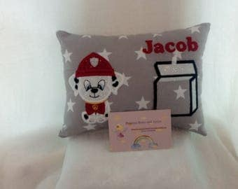 Tooth fairy pillow fire dog