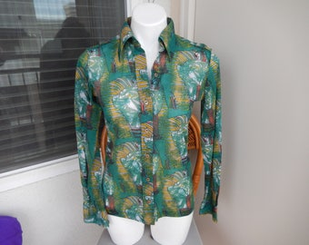 Lady Manhatten Blouse - Size Small
