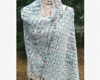 Friendship Wrap | PDF Crochet Pattern