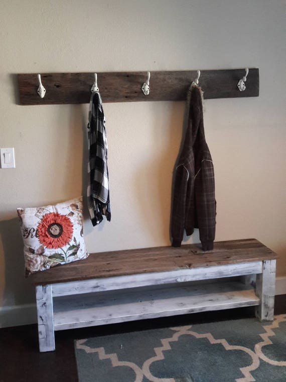 adorable entryway benche with storages | Entryway bench Farmhouse storage bench shoe storage bench