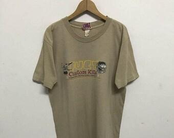20% OFF Vintage Fuct Custom Kits Skateboard T Shirt/Skate Clothing/Skateboarding/Powell/Zorlac