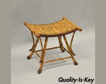 Asian Style Bar Stools asian stool | etsy