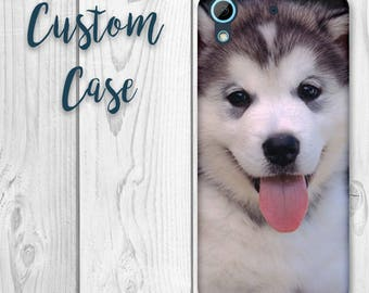 HTC Desire 626 Case - HTC D626 Case - HTC Desire 626s Case #Custom Photo Case, Design Your Own Personalized Case, Monogrammed Phone