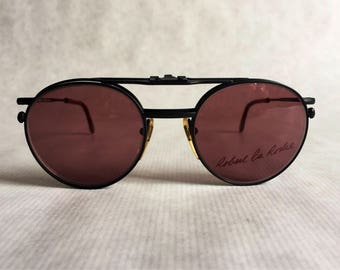 Robert La Roche Flip-Up Vintage Sunglasses New Old Stock Made in Austria in the 1970s