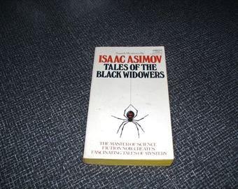 Tales of the Black Widowers  Isaac Asimov Pb 1974 Vintage