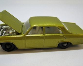 Vintage 1960s Matchbox #36 Opel Diplomatl Near Mint Condition