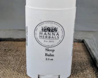 Zen Sleep Stick  - Restful stick - anxiety blend - aromatherapy - essential oil blend - balm