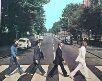 The Beatles - Abbey Road - (1969) - Vinyl Album