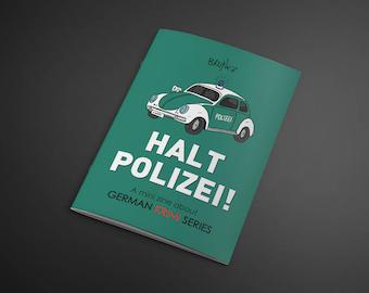 Halt Polizei! A Mini Zine About German Krimi Series