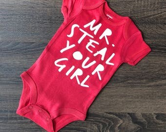 Ready to Ship | Valentines Shirt for Boys | Toddler Valentines Day Shirt | Boy Valentines Day | Trendy Boy Clothes | Hipster Baby Clothes