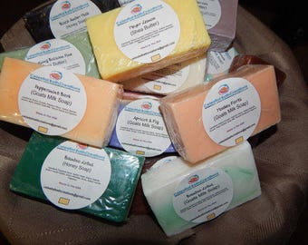 Nice Asortment of 12 Bar Soaps
