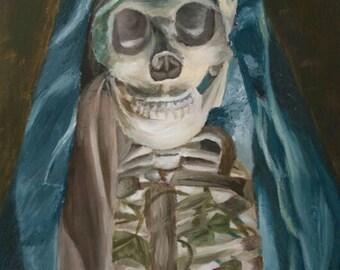 """Original Painting """"Igor"""""""