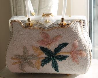 Vintage USA Summer Handbag 1950's