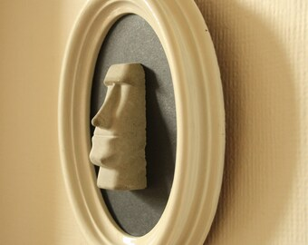 Moai frame