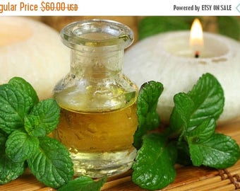 LARGEST CLEARANCE 60% OFF 8 oz of 100 Percent Pure Peppermint Essential Oil