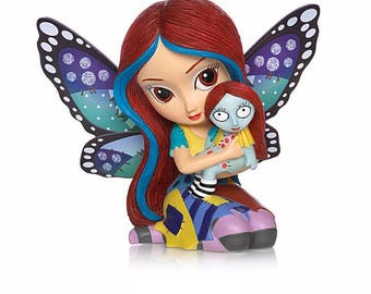 Tim Burton Nightmare Before Christmas Figurine by Jasmine Becket Griffith: Sally by The Hamilton Collection - Bradford Exchange