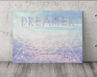 Dream Catcher Mandala Canvas Art Wrap Canvas 24x30