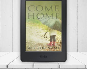 Come Home Ebook E-reader Book Cover and Mock-Up