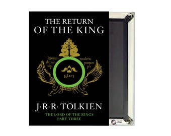 The Return of the King Cover Magnet