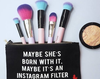 Instagram Make Up Bag