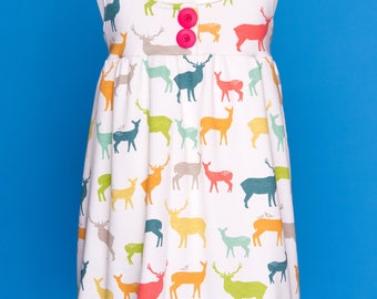 Comfy Stretch Jersey Dress 2-3 years