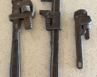 Antique Wrench Collection