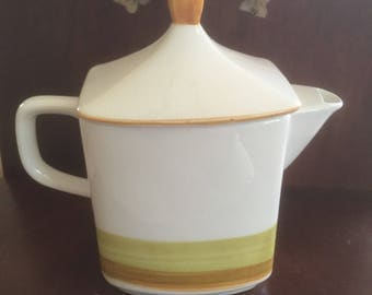 Imperial Stone (Japan) Buttercup Creamer/Small Pitcher with Lid