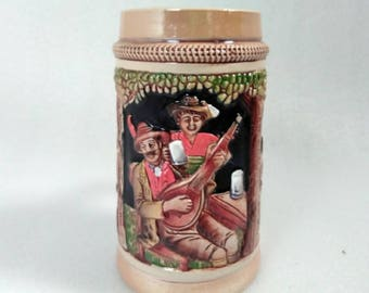 Vintage Original King 300 1/4 Ceramic Beer Mug