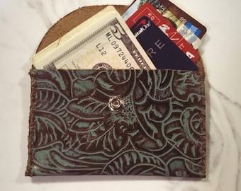 Credit card and cash holder