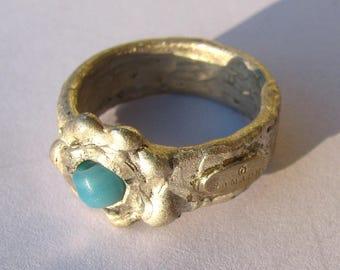 925 hand made silver ring